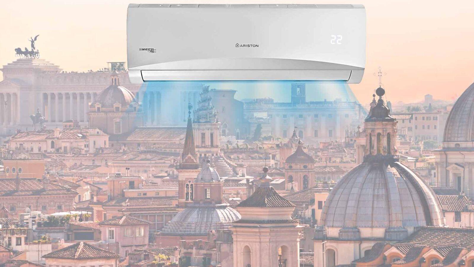 Climatizzatori-Ariston-Roma